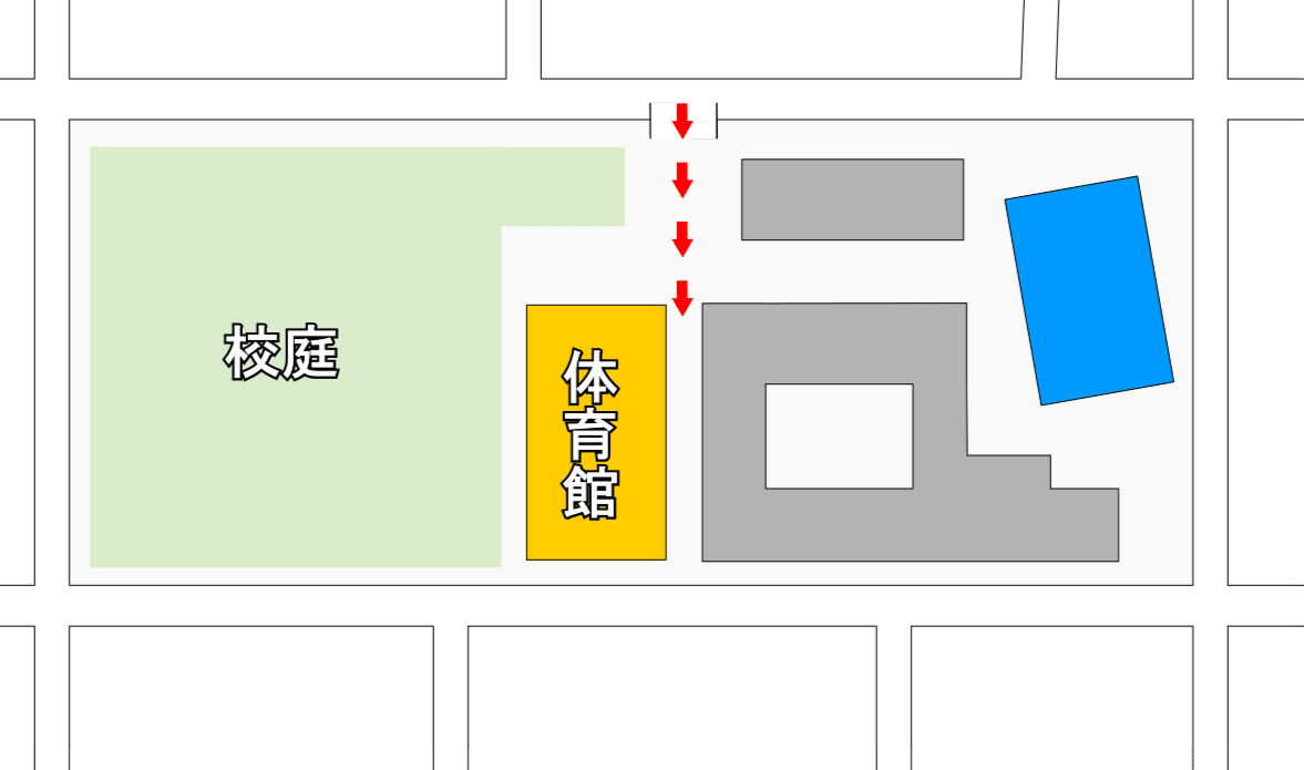 蕨中央東小学校